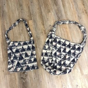 Free People Re-Usable Shopping Bags